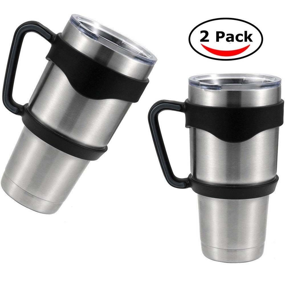2x Handle for 30 Oz RTIC YETI Rambler Tumbler coffee cup travel Drinkw...