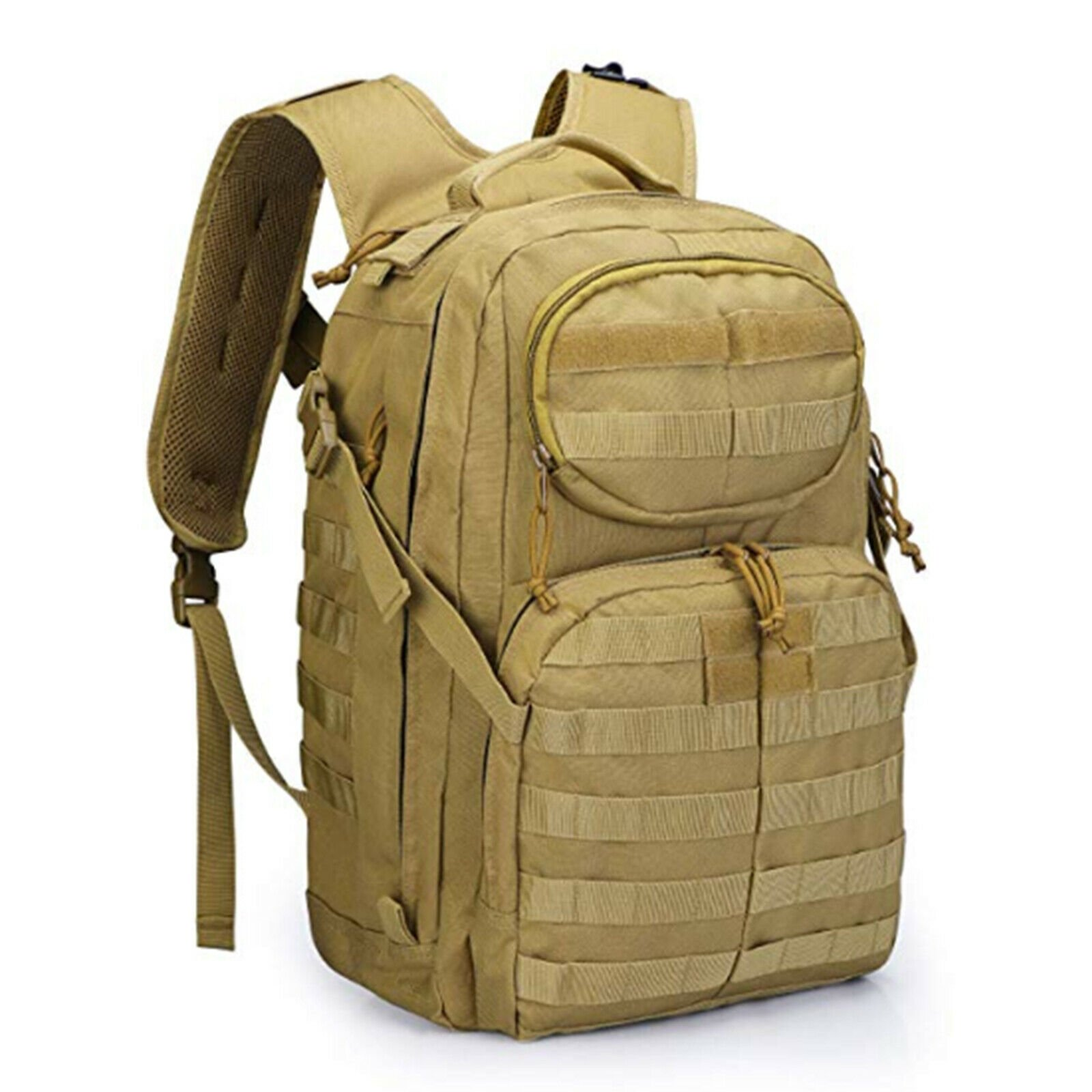 40L Men Tactical Molly Army Backpack Assault Travel Camping Hiking Ruc...