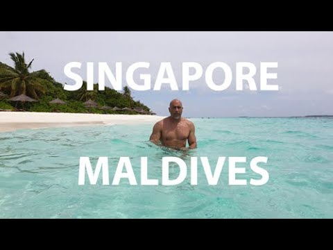 A Fitness guy's travel experience to Singapore & Maldives