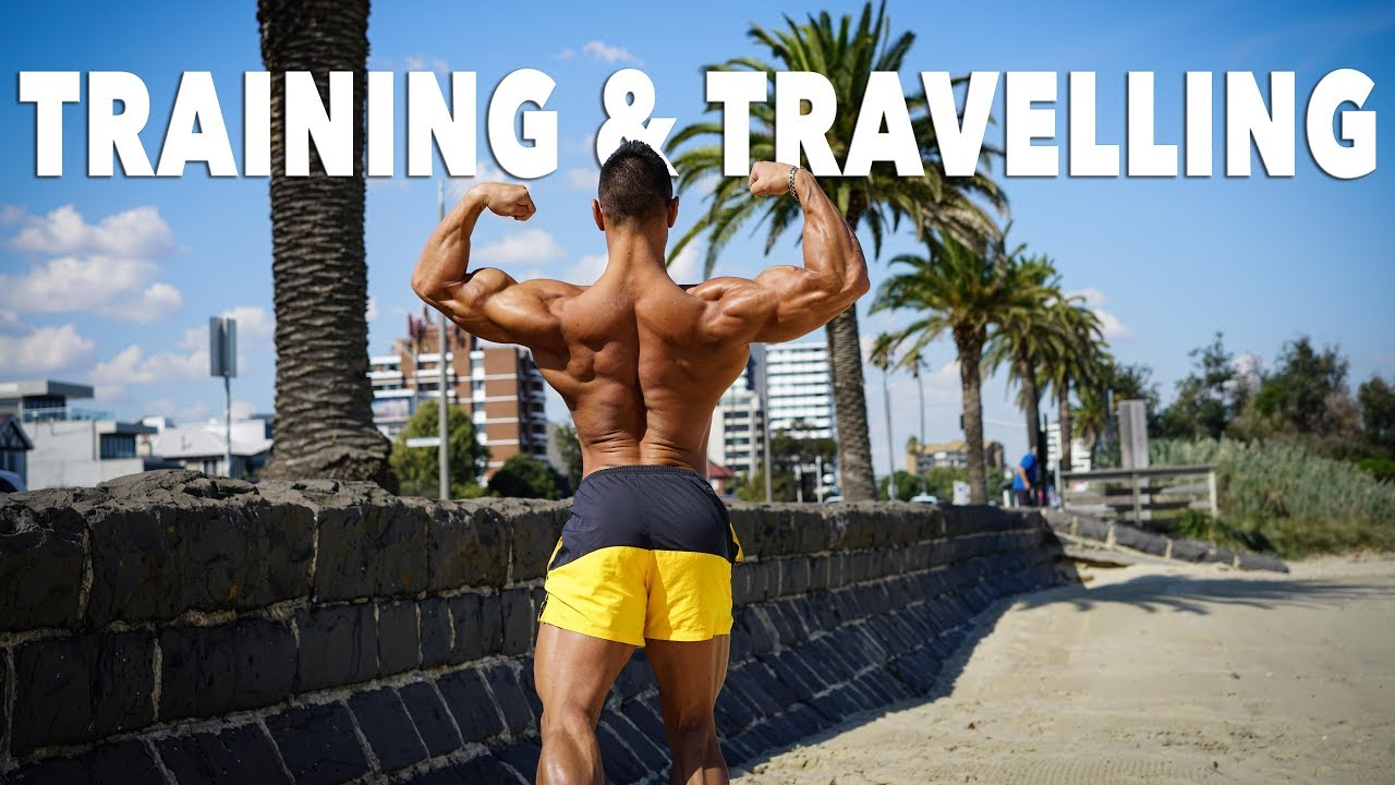 A NEW YEAR | TRAVEL ADVENTURES | CHEST WORKOUT