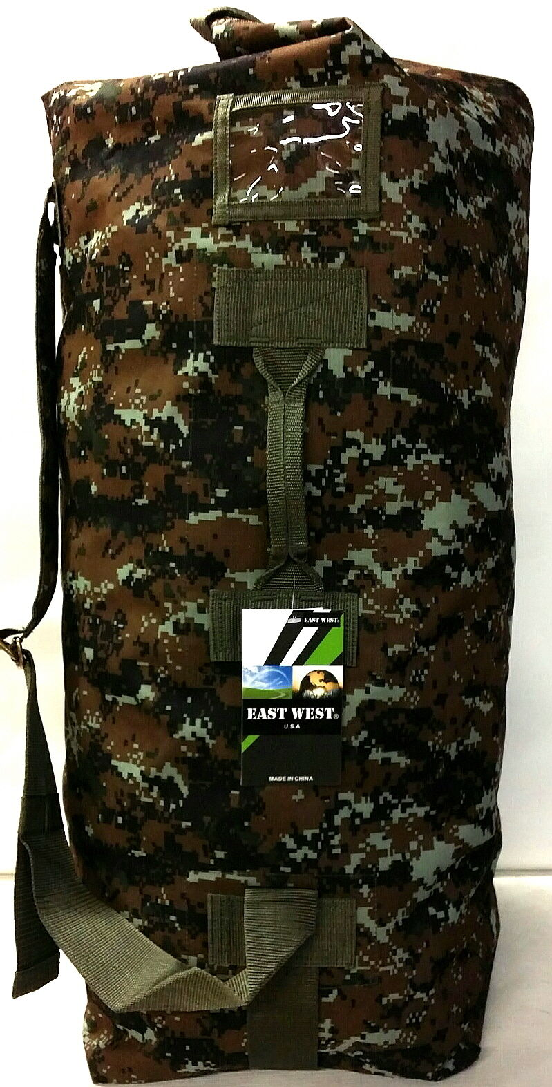 "ARMY DUFFELBAG Large Hunting Gear Duffel Bag Duffle 42"" Inches Travel ..."