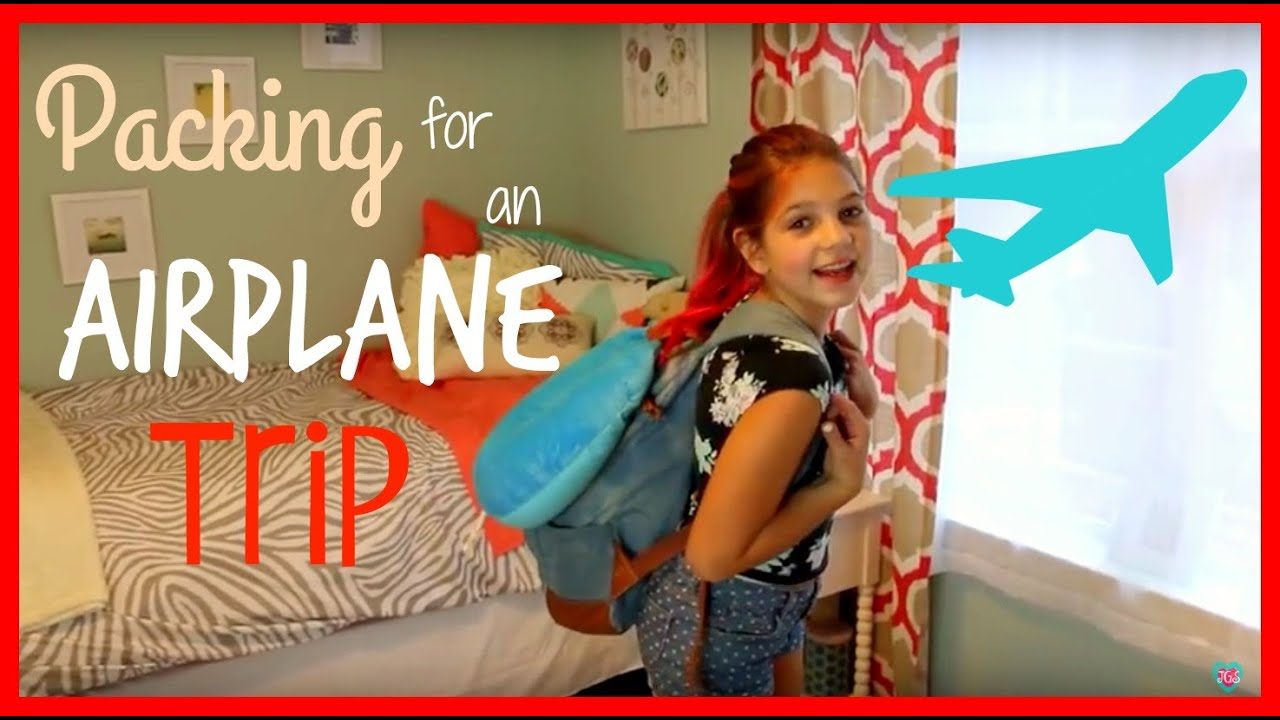 Airplane Essentials Tips for Traveling | Holiday Carry on Bag Packing ...