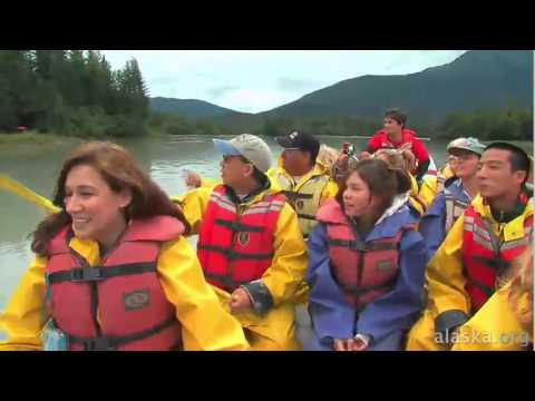 Alaska Travel Adventures: Mendenhall Glacier Float Trip in Juneau