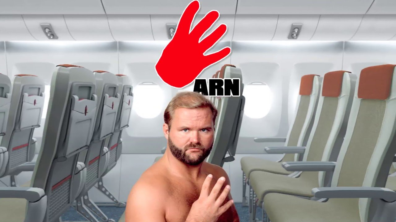 Arn Anderson shoots on his worst travel experience