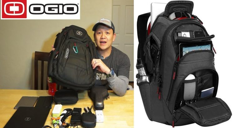 Best Travel Backpack   Ogio Renegade   Asia trip 2018   Unboxing   Rev...