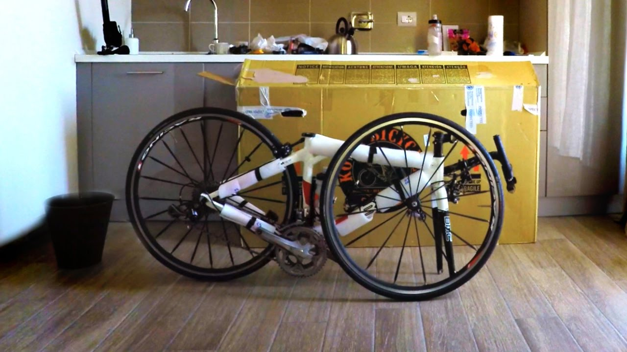 Bicycle Packing Tips for Air Travel
