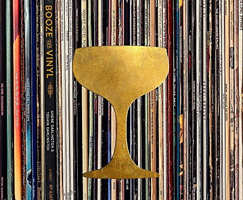 Booze & Vinyl: a Guide that is spirited to Music and Mixed Drinks - Booze Vinyl A Spirited Guide to Great Music and 500x410