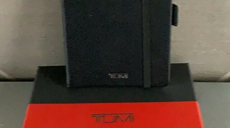 Brand New Tumi Province Small Notebook MSRP$95