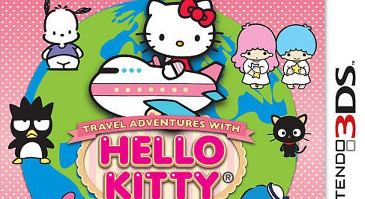CGR Undertow - TRAVEL ADVENTURES WITH HELLO KITTY review for Nintendo ...