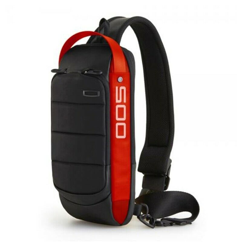 [COOD GEAR] ACE 005 Sling Bag Sling Backpack Travel Hiking Daypack RED