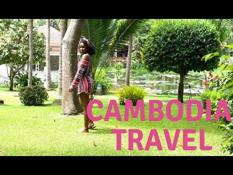 Cambodia Travel Experience | Horrible Airport Experience | Travel Vlog