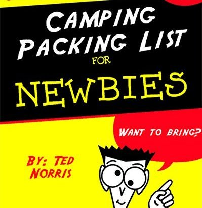 Camping Packing List: What to create Camping along with other guidelines - Camping Packing List What to Bring Camping and Other Tips 399x410