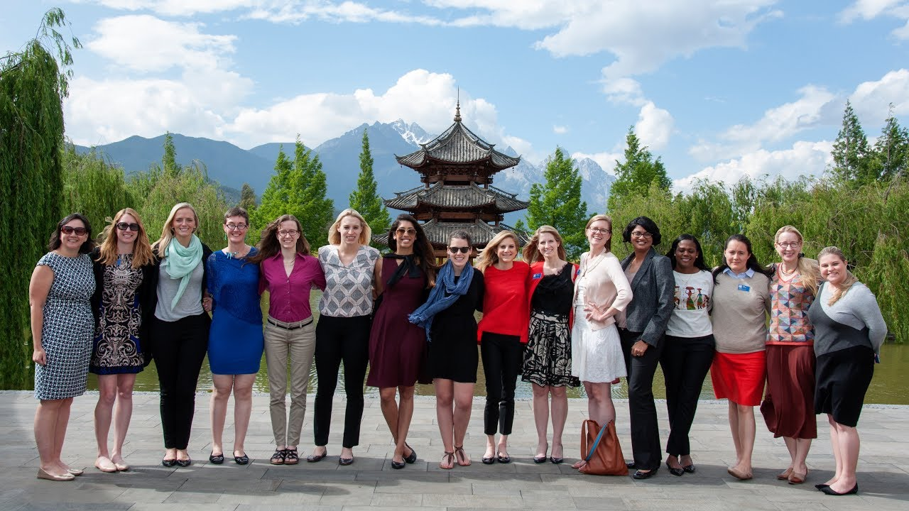 China Global Academic Travel Experience (GATE)