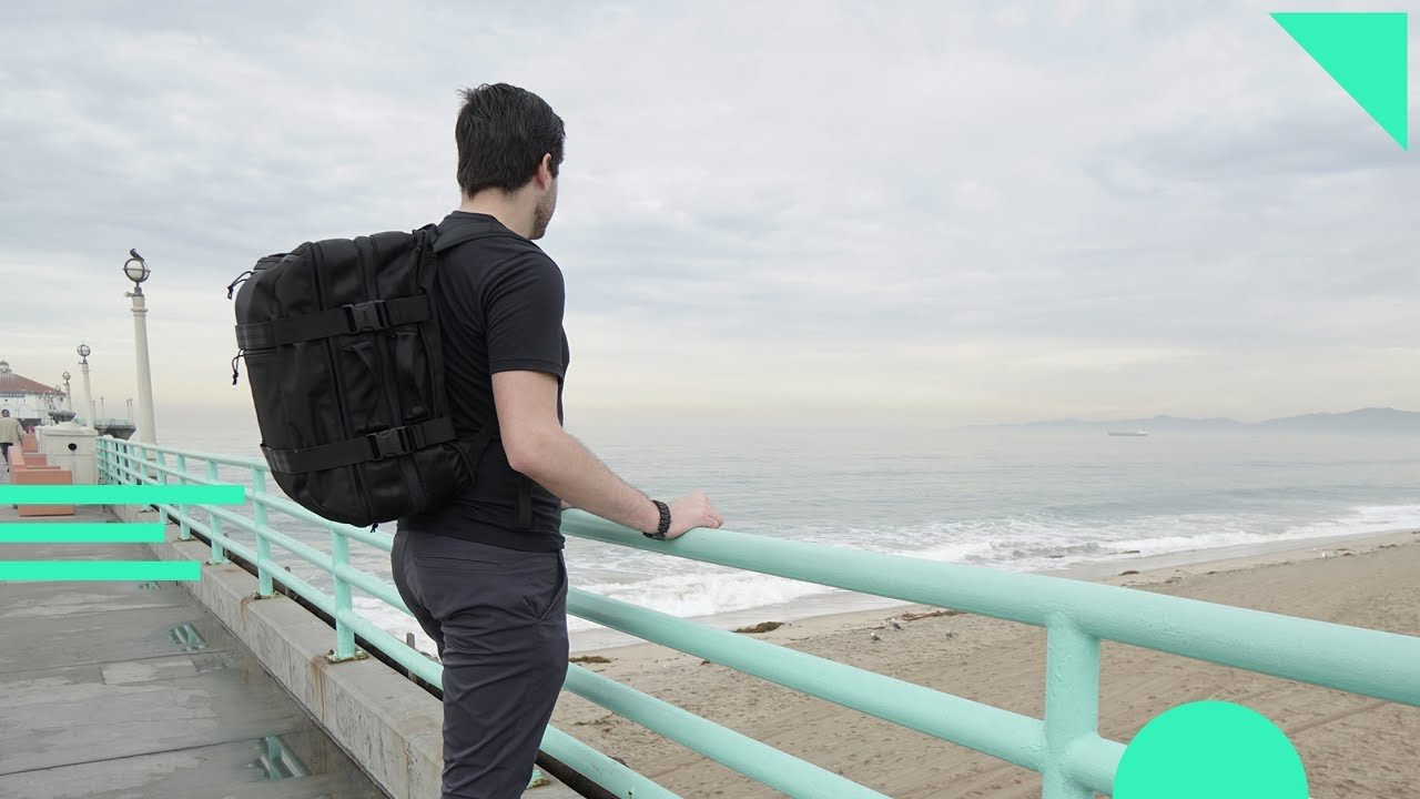 Chrome Macheto Travel Backpack Review | Big, Chunky, and Durable One B...