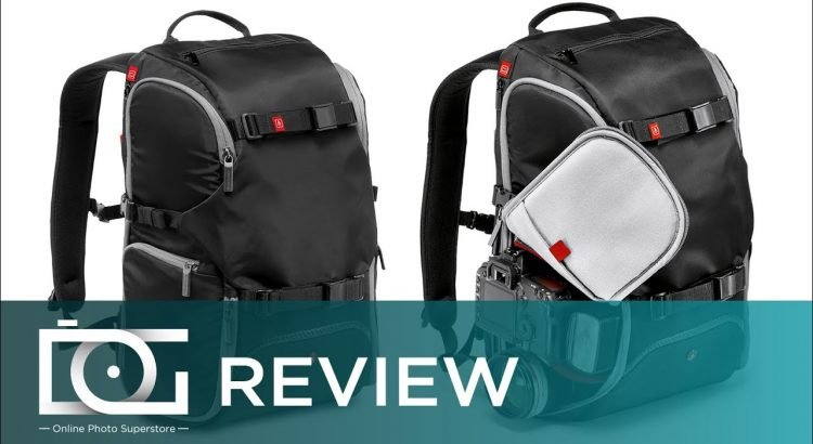 DSLR CAMERA BACKPACK | MANFROTTO Advanced Travel Backpack MB-MA-BP-TRV...
