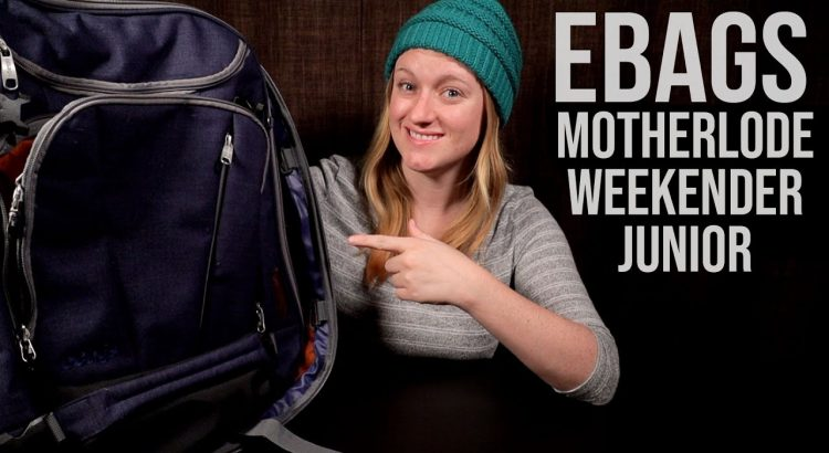 EBags Mother Lode TLS Weekender Junior Travel Backpack Review