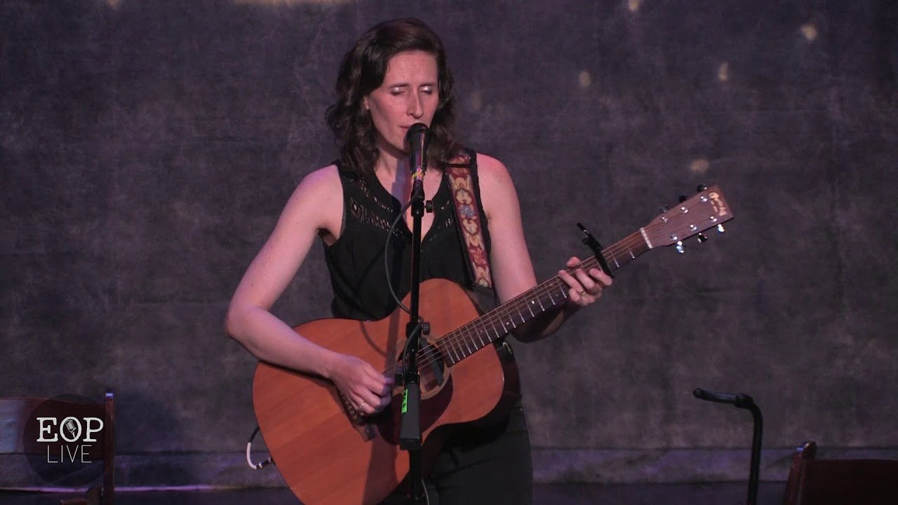 """Edie Carey with Rose Cousins """"Traveling Alone"""" (Jason Isbell..."""