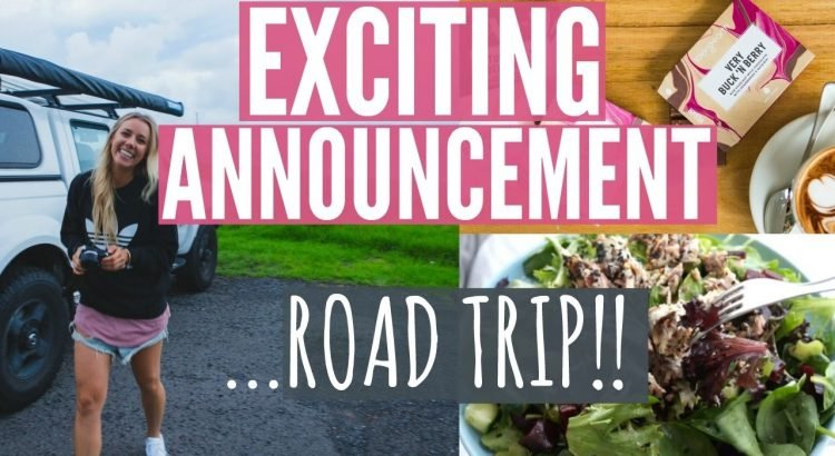 Exciting Announcement + Road Trip Adventures | DAY IN THE LIFE