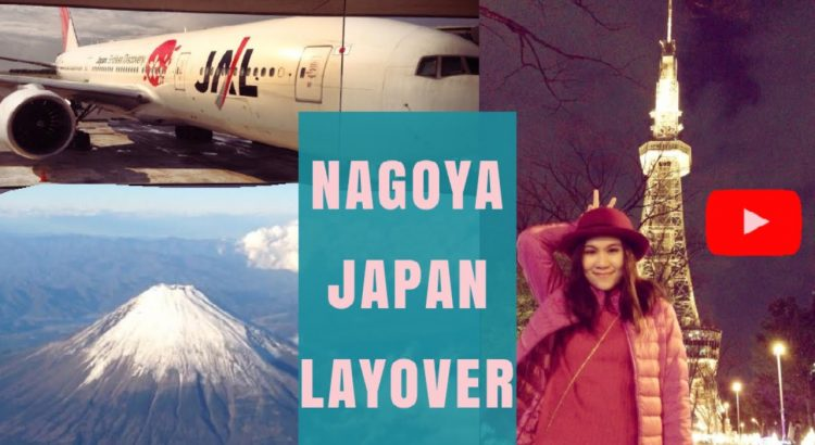 First Time Traveling Alone In Nagoya