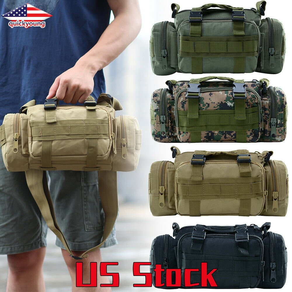 Fishing Tackle Sports Backpack Outdoor Waist Bags Camera Climbing Wate...