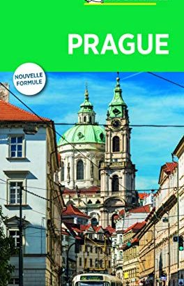 GUIDE VERT PRAGUE (GUIDES VERTS, 35800) (French Version) - GUIDE VERT PRAGUE GUIDES VERTS 35800 French Edition 264x410