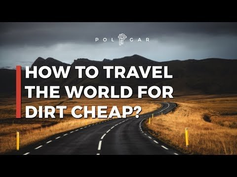 HOW TO TRAVEL THE WORLD FOR CHEAP | Low Budget Travelling