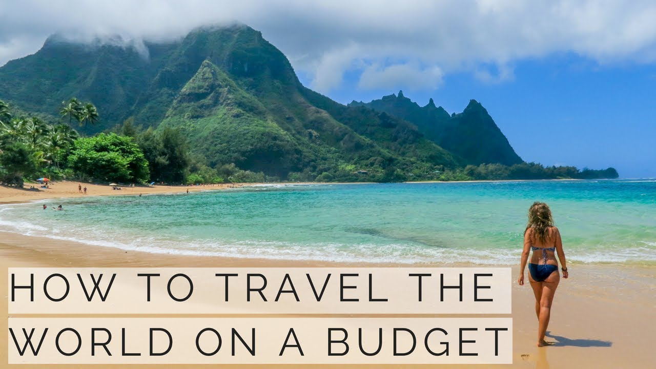 HOW TO TRAVEL THE WORLD ON A SMALL BUDGET | MINIMALIST | TRAVEL HACKS