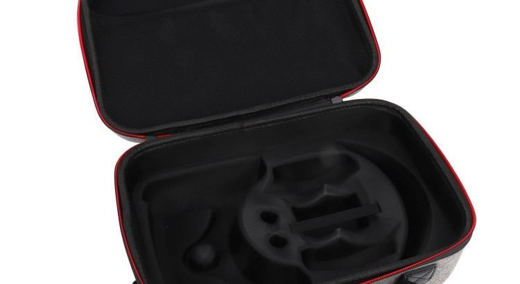 Hard Travel Case for Oculus Quest VR Gaming Headset and Controllers Ac...
