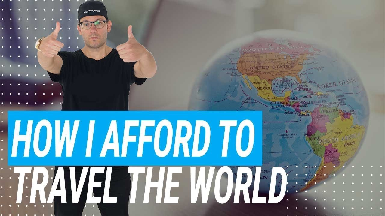 How I Afford to Travel the World (RE: Stock Trading)!