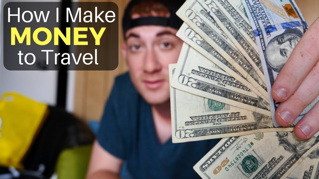 How I Make Money to Travel the World (135+ Countries)