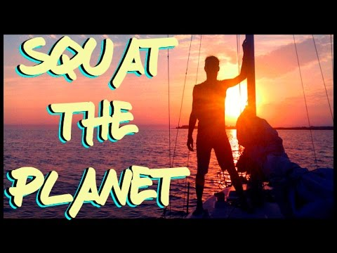How To Travel The World For Free (Squat The Planet Interview)