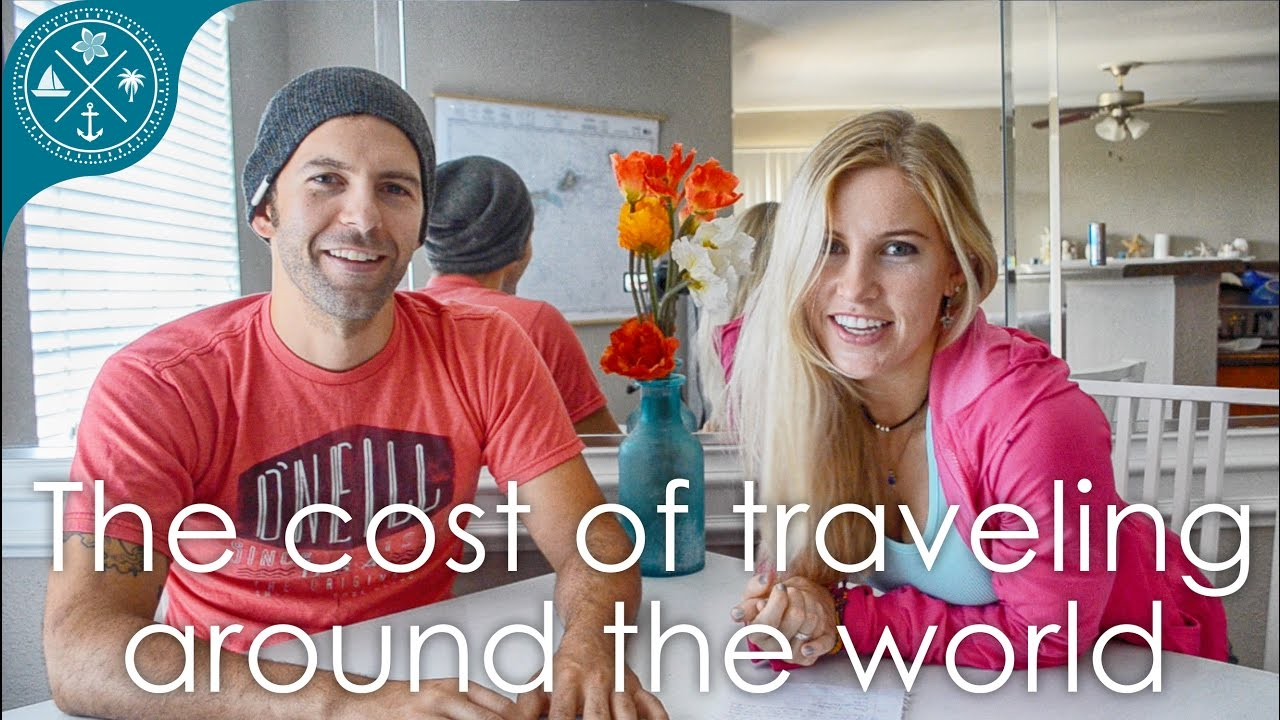 How much it really costs to travel around the world