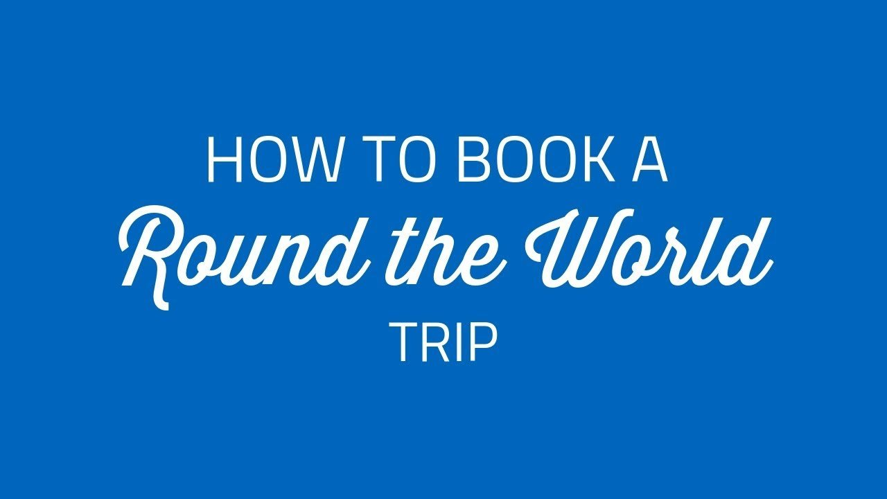 How to Book a Round the World Trip | STA Travel