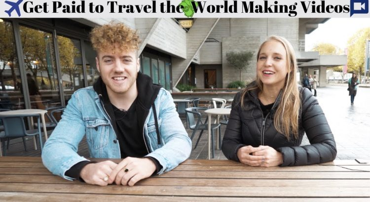 How to Get Paid to Travel the World as a Travel Filmmaker [Podcast Tea...