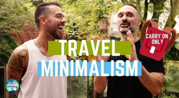 How to Travel With One Bag: Minimalist Travel Around the World | Nomad...