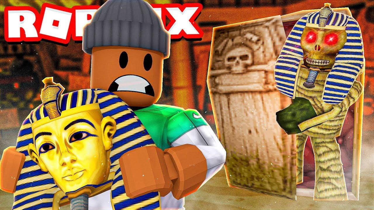 I stole a $50,000,000 JEWEL from the MUMMY BOSS in Roblox Time Travel ...