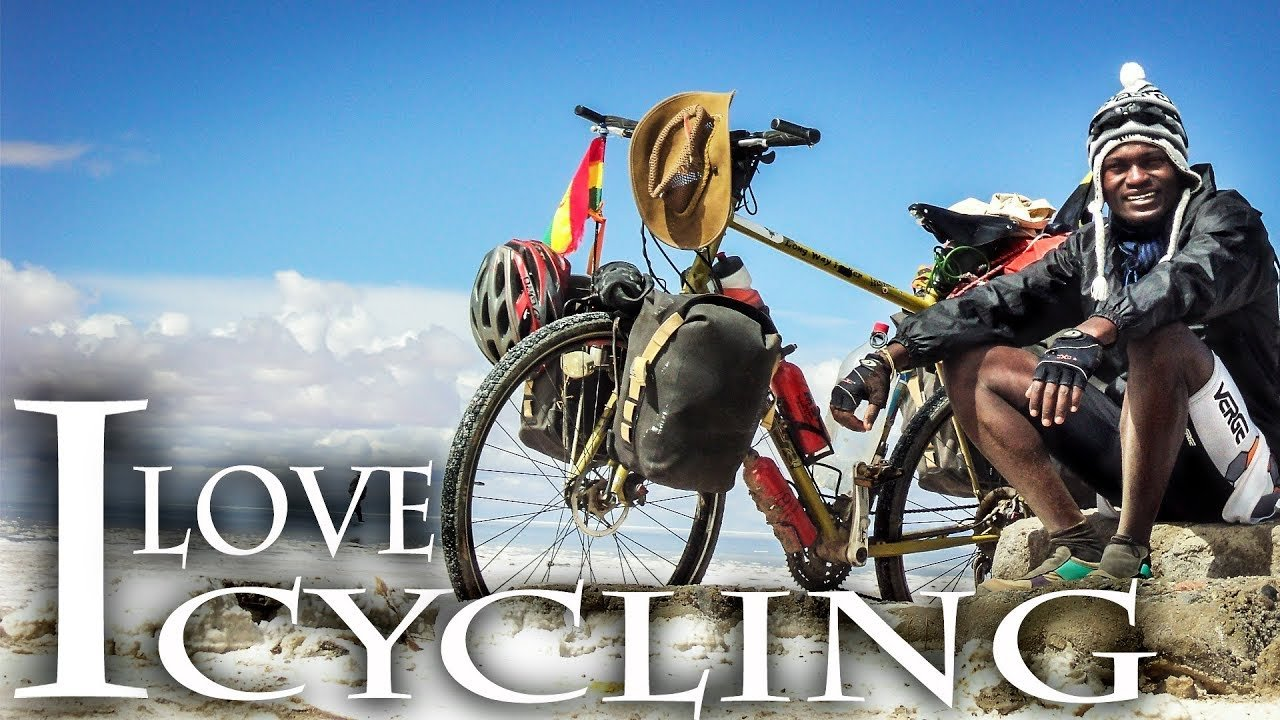 I travel by bike (cycling documentary) Cycling adventure around the wo...