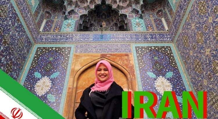 IS IRAN SAFE? - Traveling Alone as a Female in Isfahan, IRAN [Ep. 8] ...