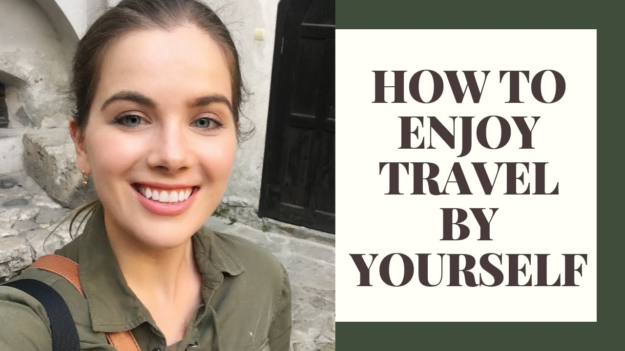 If You're Scared Of Travelling Alone For The First Time WATCH THIS