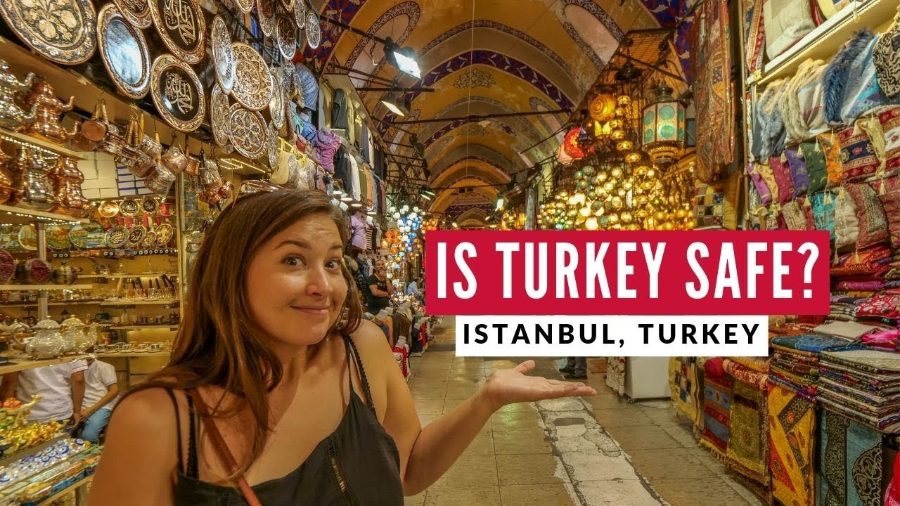 Is Turkey Safe? My Parents Bad Experience In Istanbul | Full Time Trav...