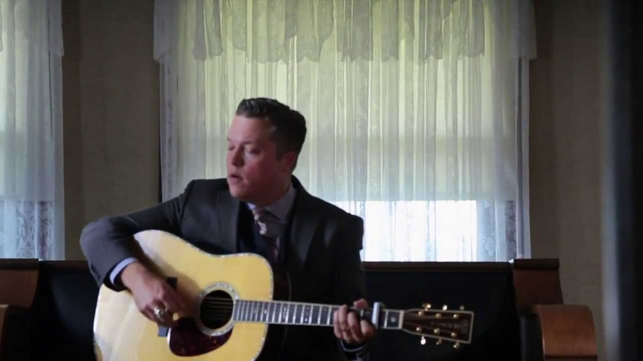 Jason Isbell - Traveling Alone (Official Music Video)