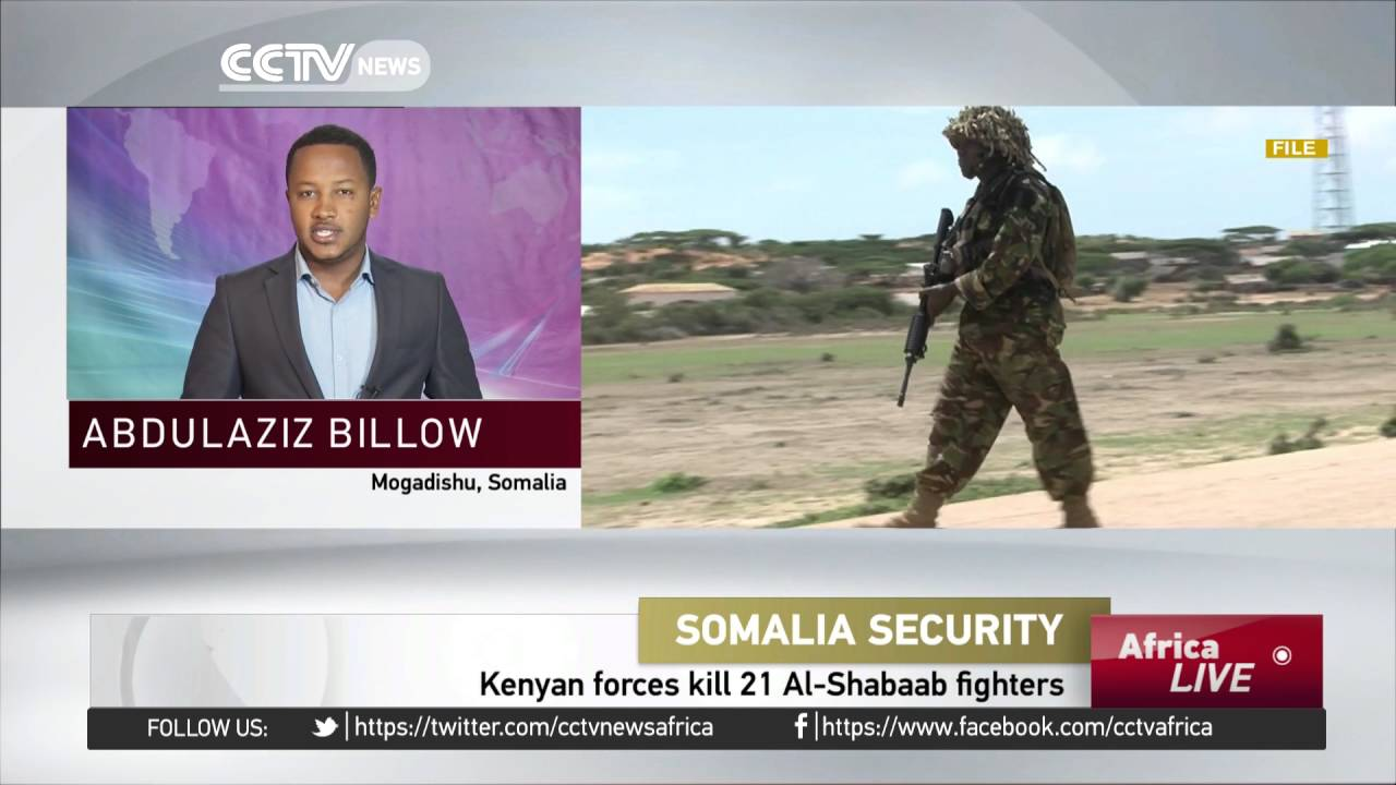 Kenyan troops kill 21 terrorists in Somalia, U.S. issue travel advisor...