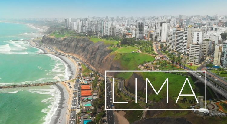 LIMA, PERU - IMMERSIVE 360° VR TRAVEL EXPERIENCE IN 8K