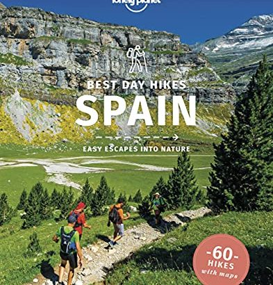 Lonely Planet day that is best Hikes Spain - Lonely Planet Best Day Hikes Spain 393x410