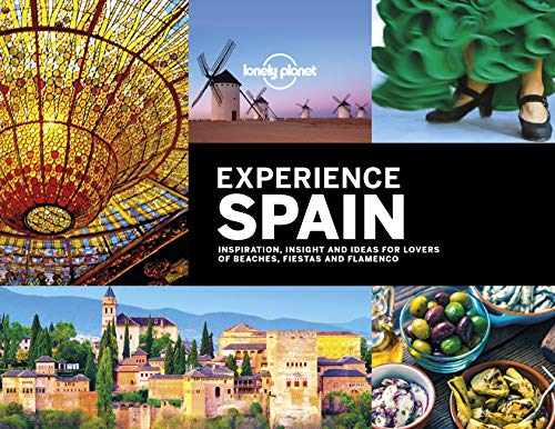 Lonely Planet Enjoy Spain 1 - Lonely Planet Experience Spain 1
