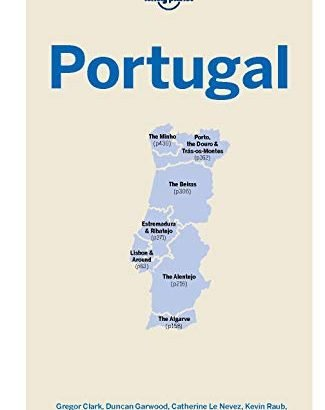 Lonely Planet Portugal (Nation Guide) - Lonely Planet Portugal Country Guide 325x410
