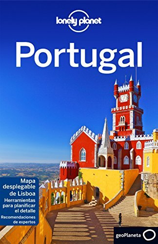 Lonely Planet Portugal (Travel Guide) (Spanish Version) - Lonely Planet Portugal Travel Guide Spanish Edition