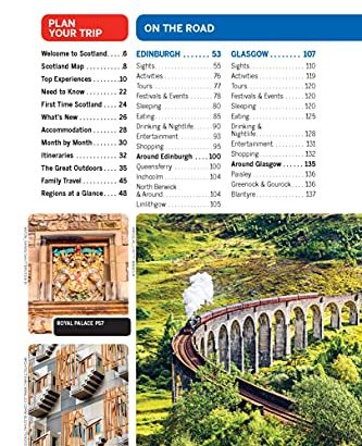 Lonely Planet Scotland 11 (Nation Guide) - Lonely Planet Scotland 11 Country Guide 333x410
