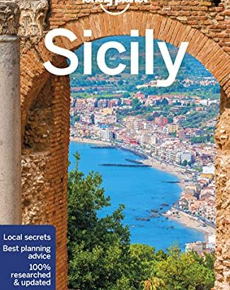 Lonely Planet Sicily 9 (Travel Guide) - Lonely Planet Sicily 9 Travel Guide 325x410