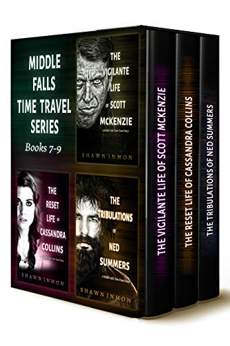 Middle Falls Time Travel Series, Books 7-9 (Middle Falls Time Travel B... - Middle Falls Time Travel Series Books 7 9 Middle Falls Time
